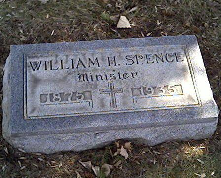SPENCE, WILLIAM H. - Cerro Gordo County, Iowa | WILLIAM H. SPENCE