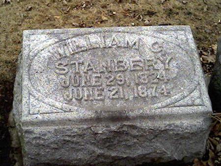 STANBERY, WILLIAM - Cerro Gordo County, Iowa | WILLIAM STANBERY