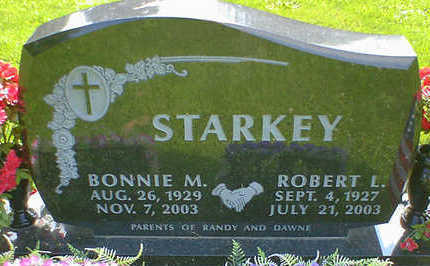STARKEY, BONNIE M. - Cerro Gordo County, Iowa | BONNIE M. STARKEY