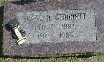 STARRETT, SHANE A. - Cerro Gordo County, Iowa | SHANE A. STARRETT