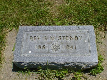STENBY, S. M. - Cerro Gordo County, Iowa | S. M. STENBY