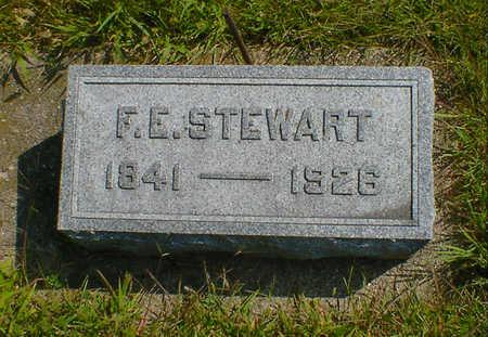STEWART, F. E. - Cerro Gordo County, Iowa | F. E. STEWART