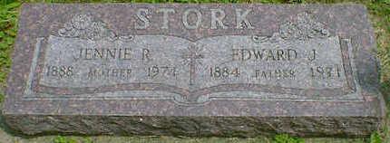 STORK, EDWARD J. - Cerro Gordo County, Iowa | EDWARD J. STORK