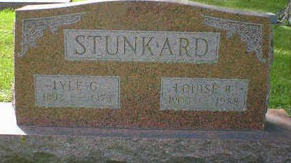 STUNKARD, LOUISE B. - Cerro Gordo County, Iowa | LOUISE B. STUNKARD