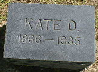 SWAN, KATE O. - Cerro Gordo County, Iowa | KATE O. SWAN
