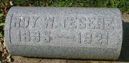 TESENE, ROY W. - Cerro Gordo County, Iowa | ROY W. TESENE