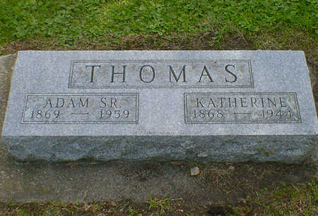THOMAS, ADAM SR. - Cerro Gordo County, Iowa | ADAM SR. THOMAS