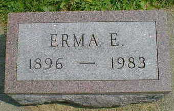 THOMPSON, ERMA E. - Cerro Gordo County, Iowa | ERMA E. THOMPSON