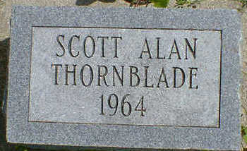 THORNBLADE, SCOTT ALAN - Cerro Gordo County, Iowa | SCOTT ALAN THORNBLADE