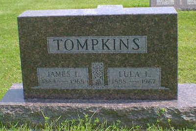 TOMPKINS, LULA L. - Cerro Gordo County, Iowa | LULA L. TOMPKINS