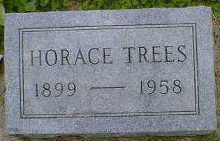 TREES, HORACE - Cerro Gordo County, Iowa | HORACE TREES