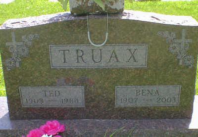 TRUAX, BENA