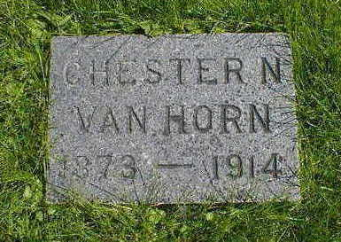 VAN HORN, CHESTER N. - Cerro Gordo County, Iowa | CHESTER N. VAN HORN