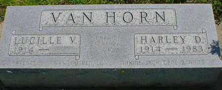 VAN HORN, HARLEY D. - Cerro Gordo County, Iowa | HARLEY D. VAN HORN
