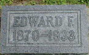 VAN LOAN, EDWARD F. - Cerro Gordo County, Iowa | EDWARD F. VAN LOAN