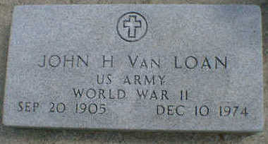 VAN LOAN, JOHN H. - Cerro Gordo County, Iowa | JOHN H. VAN LOAN