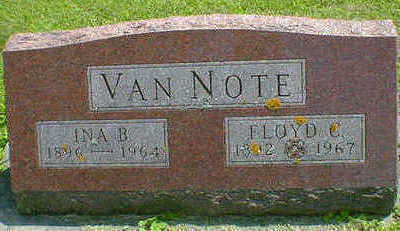VAN NOTE, FLOYD C. - Cerro Gordo County, Iowa | FLOYD C. VAN NOTE