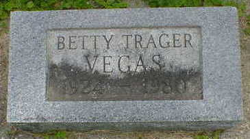 TRAGER VEGAS, BETTY - Cerro Gordo County, Iowa | BETTY TRAGER VEGAS