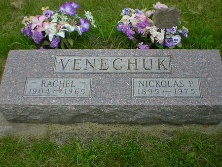 VENECHUK, RACHEL - Cerro Gordo County, Iowa | RACHEL VENECHUK