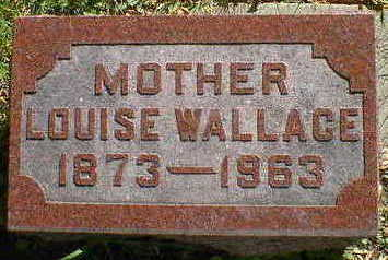 WALLACE, LOUISE - Cerro Gordo County, Iowa | LOUISE WALLACE