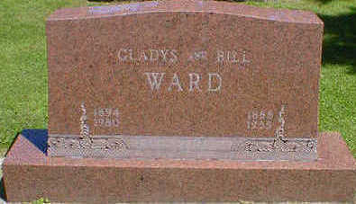 WARD, GLADYS - Cerro Gordo County, Iowa | GLADYS WARD