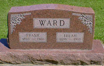 WARD, FRANK - Cerro Gordo County, Iowa | FRANK WARD