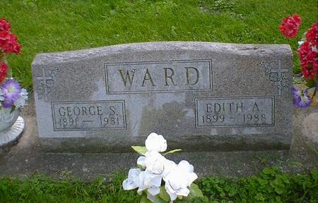 WARD, EDITH A. - Cerro Gordo County, Iowa | EDITH A. WARD