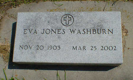 WASHBURN, EVA - Cerro Gordo County, Iowa | EVA WASHBURN