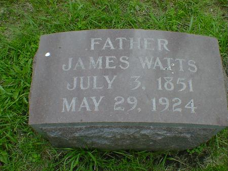 WATTS, JAMES - Cerro Gordo County, Iowa | JAMES WATTS