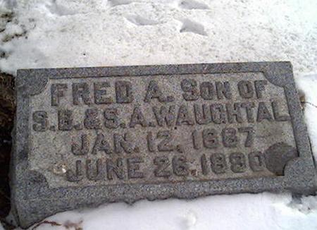 WAUGHTAL, FRED - Cerro Gordo County, Iowa | FRED WAUGHTAL