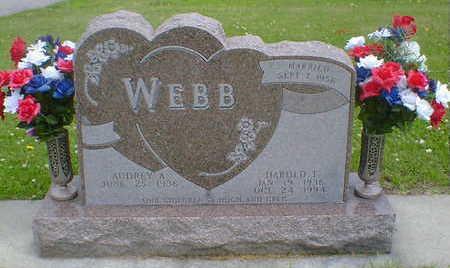 WEBB, HAROLD T. - Cerro Gordo County, Iowa | HAROLD T. WEBB