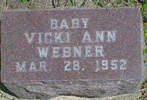 WEBNER, VICKI ANN - Cerro Gordo County, Iowa | VICKI ANN WEBNER