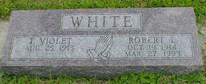 WHITE, ROBERT L. - Cerro Gordo County, Iowa | ROBERT L. WHITE