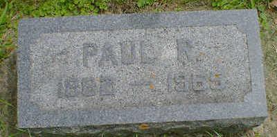 WILLIAMS, PAUL R. - Cerro Gordo County, Iowa | PAUL R. WILLIAMS