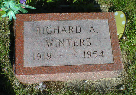 WINTERS, RICHARD A. - Cerro Gordo County, Iowa | RICHARD A. WINTERS