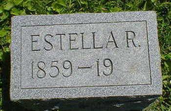 WOLFE, ESTELLA R. - Cerro Gordo County, Iowa | ESTELLA R. WOLFE