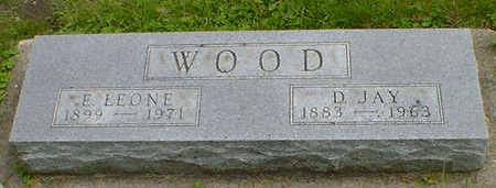 WOOD, D. JAY - Cerro Gordo County, Iowa | D. JAY WOOD