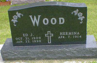 WOOD, ED J. - Cerro Gordo County, Iowa   ED J. WOOD