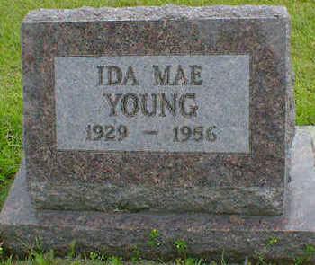 YOUNG, IDA MAE - Cerro Gordo County, Iowa | IDA MAE YOUNG