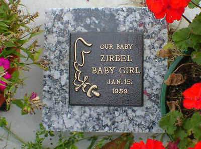 ZIRBEL, BABY GIRL - Cerro Gordo County, Iowa | BABY GIRL ZIRBEL