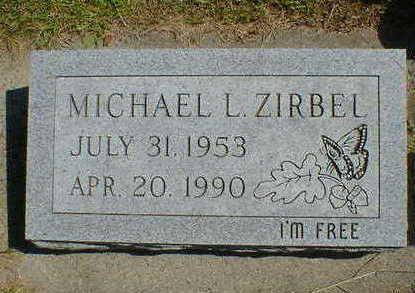ZIRBEL, MICHAEL L. - Cerro Gordo County, Iowa | MICHAEL L. ZIRBEL