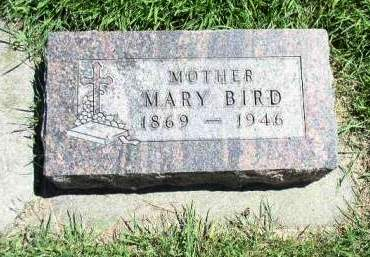 BIRD, MARY - Cherokee County, Iowa | MARY BIRD