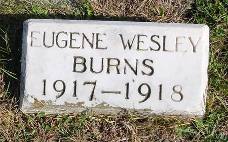 BURNS, EUGENE WESLEY - Cherokee County, Iowa | EUGENE WESLEY BURNS