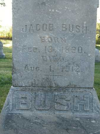 BUSH, JACOB - Cherokee County, Iowa | JACOB BUSH