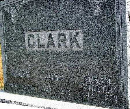 CLARK, HARRY, SUSAN, JOHN - Cherokee County, Iowa | HARRY, SUSAN, JOHN CLARK