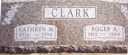 CLARK, ROGER & KATHRYN - Cherokee County, Iowa | ROGER & KATHRYN CLARK