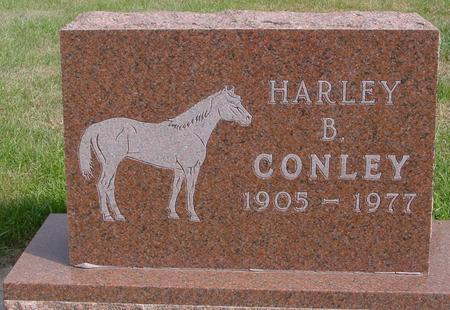 CONLEY, HARLEY B. - Cherokee County, Iowa | HARLEY B. CONLEY