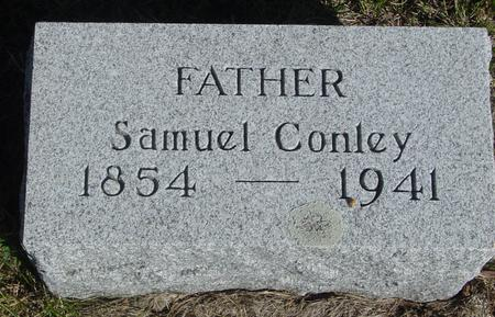 CONLEY, SAMUEL - Cherokee County, Iowa | SAMUEL CONLEY