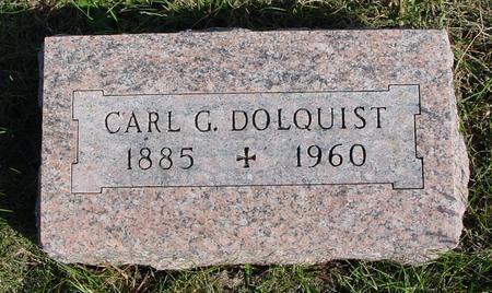 DOLQUIST, CARL G. - Cherokee County, Iowa | CARL G. DOLQUIST