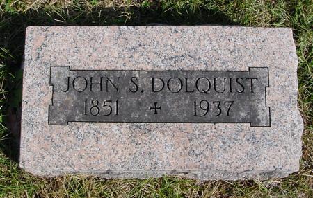 DOLQUIST, JOHN S. - Cherokee County, Iowa | JOHN S. DOLQUIST